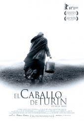 Le Cheval de Turin - Poster - Mexico