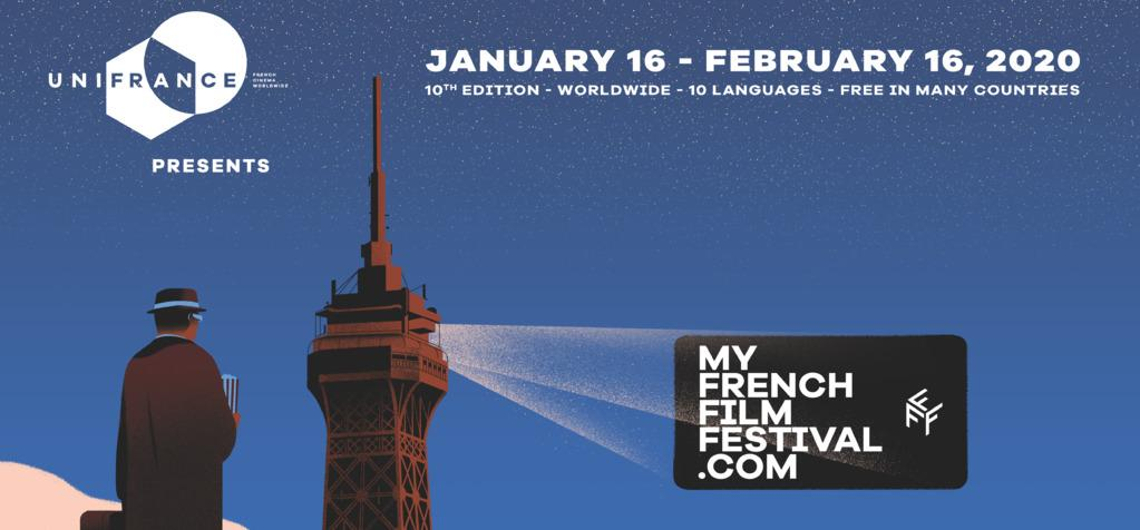 MyFrenchFilmFestival returns for its 10th edition - © Sébastien Plassard