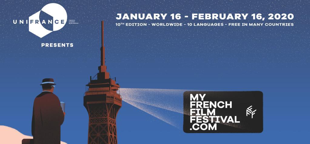 MyFrenchFilmFestival revient pour sa 10e édition - © Sébastien Plassard