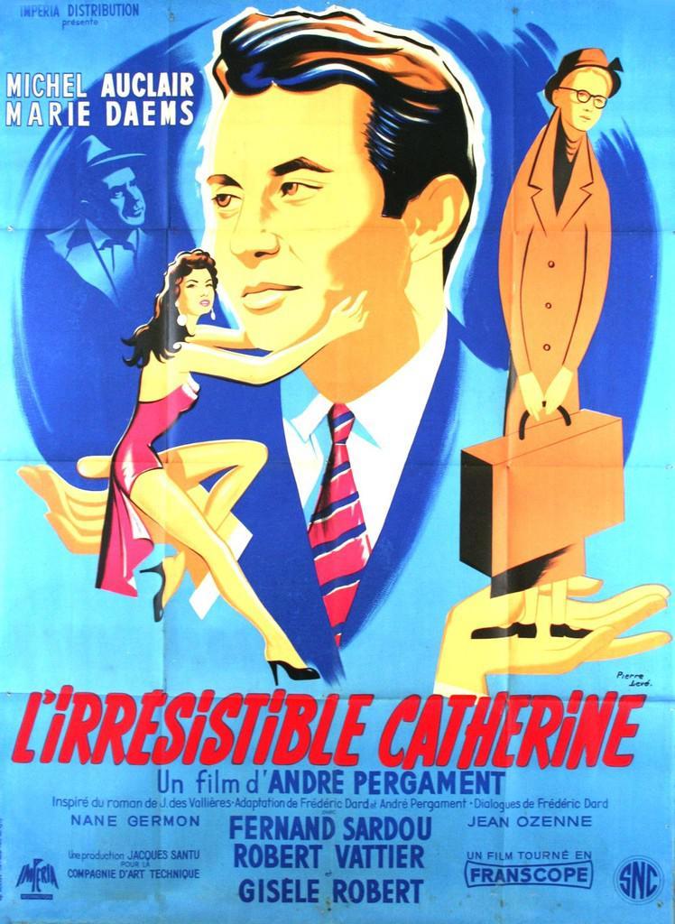 L'Irrésistible Catherine