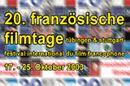 20th Tübingen-Stuttgart International French Film Days