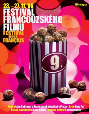 プラハ フランス映画祭 - 2006
