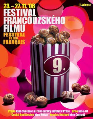 Festival de Cine Francés en la República Checa - 2006