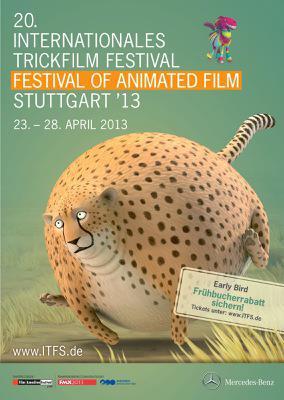 Stuttgart Trickfilm International Animated Film Festival  - 2013