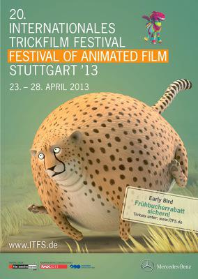 Trickfilm - Festival Internacional de Cine de Animación de Stuttgart - 2013