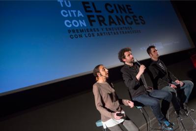 Bilan de la 3e édition de Tu Cita con el Cine Francés à Madrid - Cyril Dion présente Demain devant une salle comble et conquise