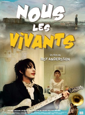 Nous les vivants - Poster - France