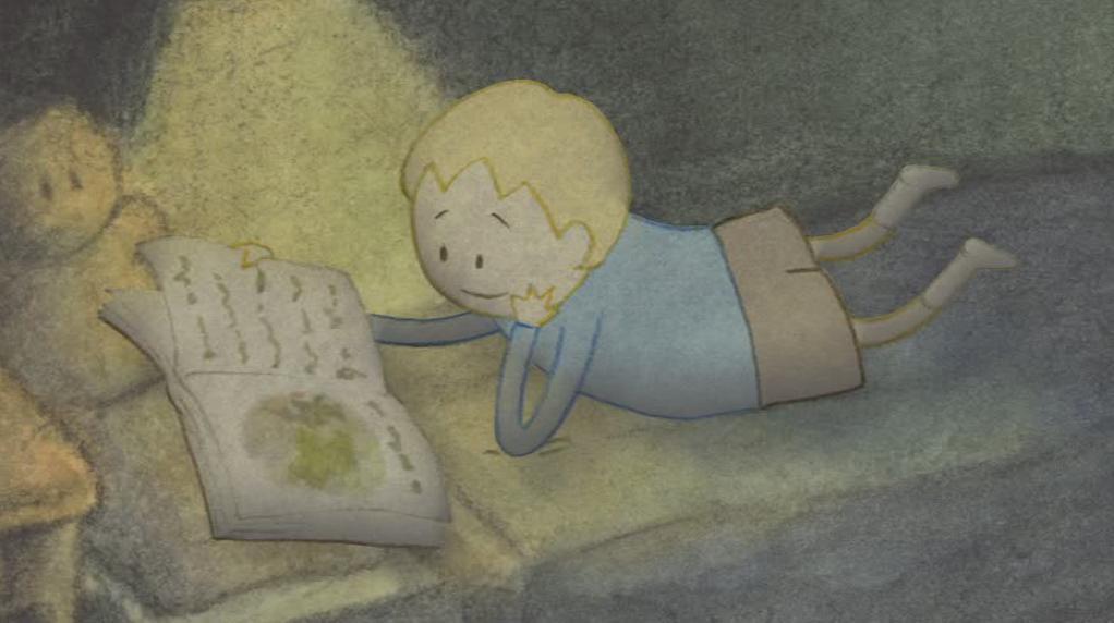 Martin et la boîte à chagrins