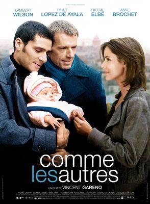 Comme les autres - Poster - France