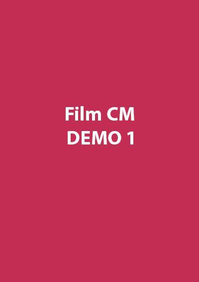 Film CM Demo 1