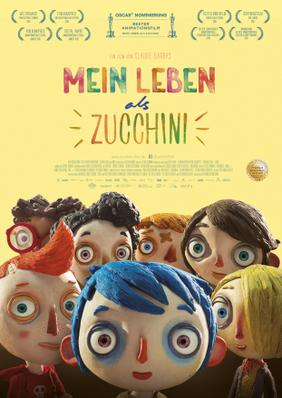 My Life as a Courgette - Poster - Germany