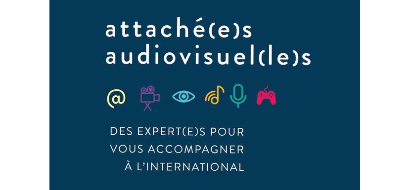 Adopte un(e) attaché(e) audiovisuel(le) au Festival de Cannes !