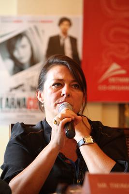 Recap of the 1st Vietnam International Film Festival - Régine Hatchondo (directrice générale d'Unifrance)