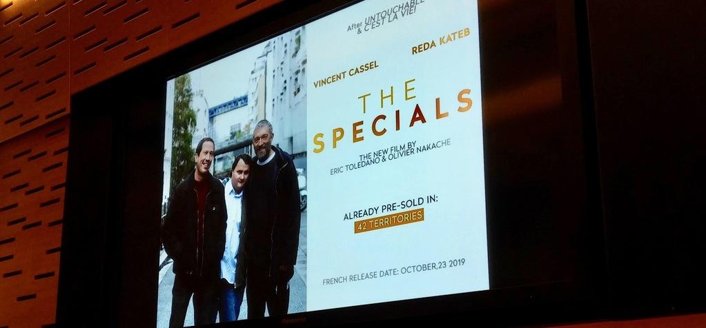 """La primera imagen de """"The Specials"""""""