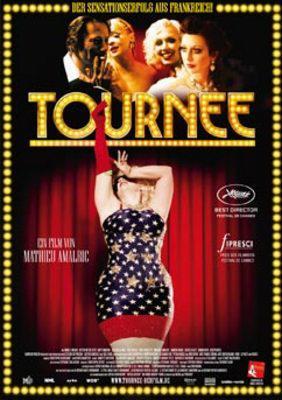 Tournée / さすらいの女神(ディーバ)たち - Poster - Germany
