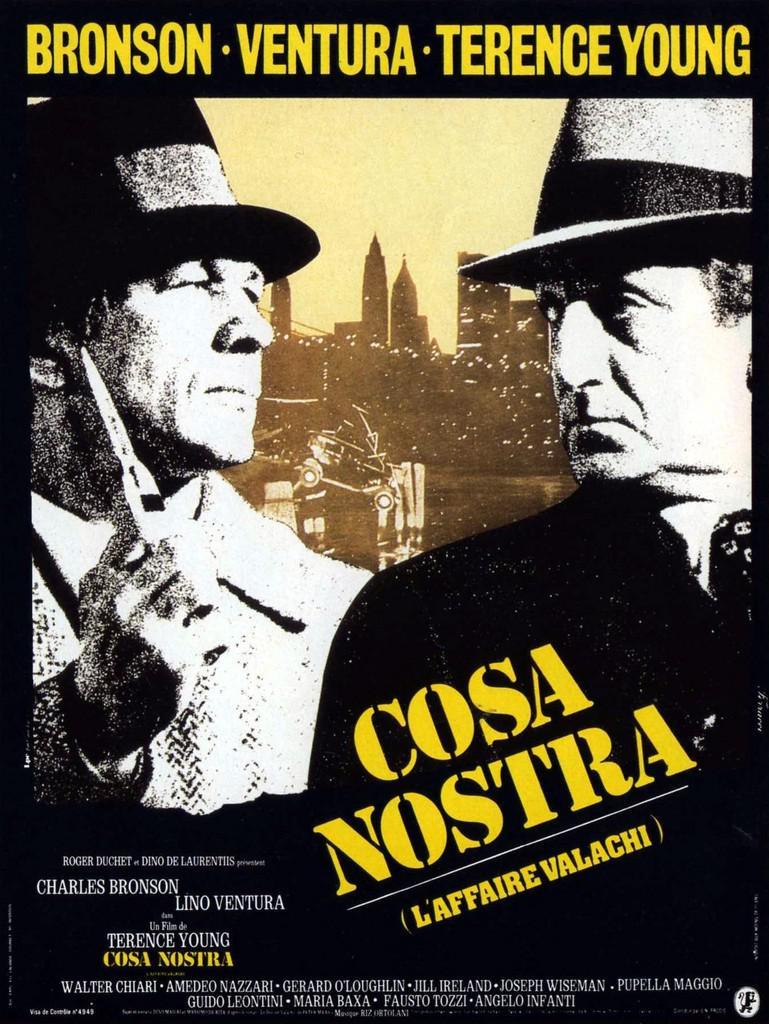 Cosa Nostra (L'Affaire Valachi)