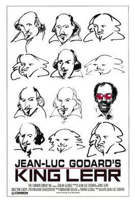 King Lear - Poster États Unis