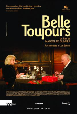 Belle Toujours - Affiche Argentine