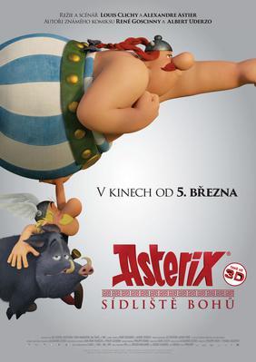 Asterix: la residencia de los dioses - © Poster - Czech Republic