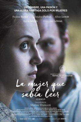 La Mujer que sabía leer - Poster - Mexico