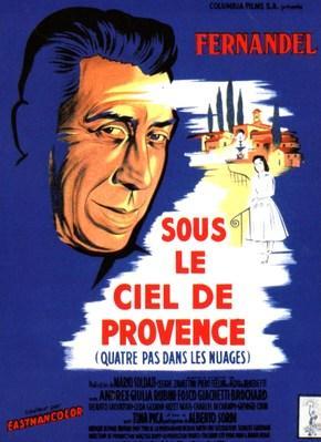 Sous le ciel de Provence (Quatre pas dans les nuages)