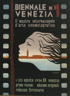 Mostra Internacional de Cine de Venecia - 1934