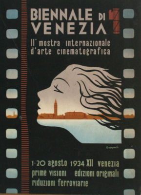 Venice International Film Festival  - 1934