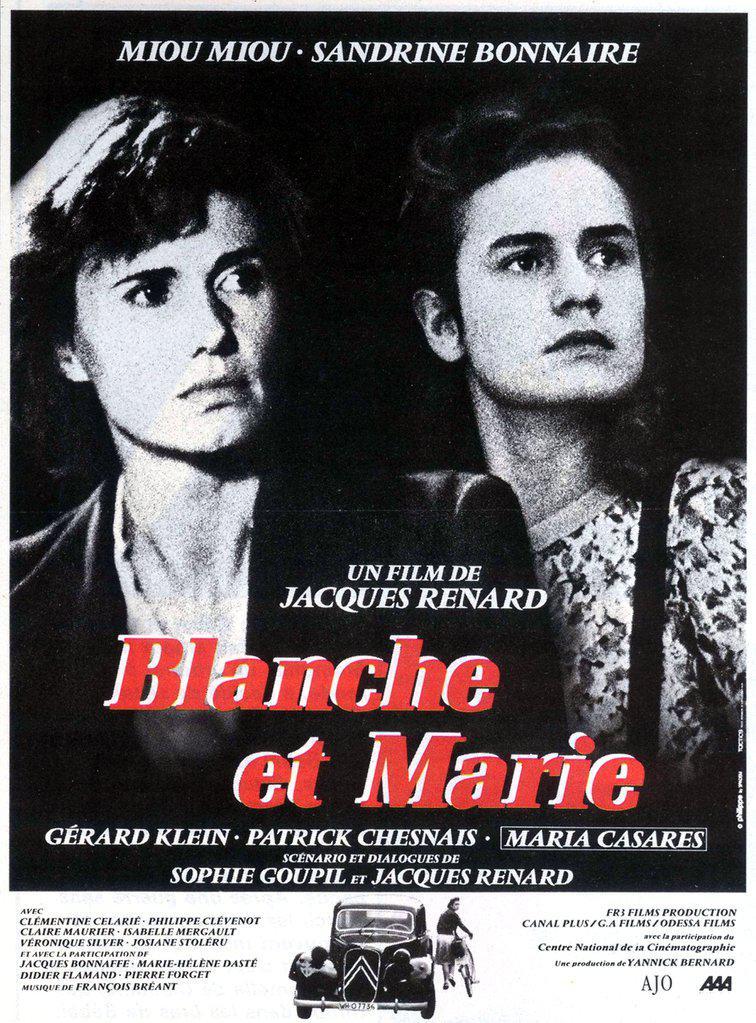 Blanche y Marie