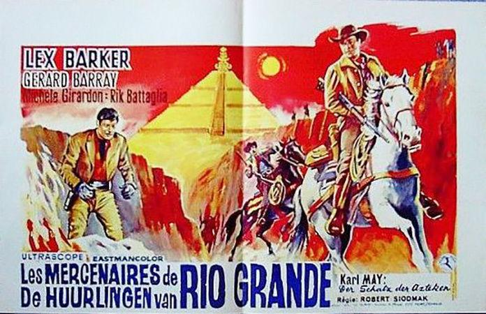 Les Mercenaires du Rio Grande