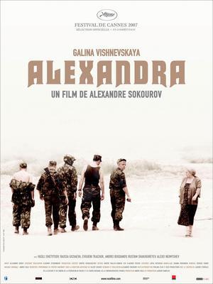 Alexandra - Poster - France