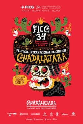 Festival Internacional de Cine de Guadalajara - 2019