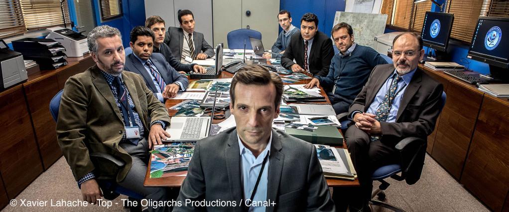 Le Bureau des Légendes S01E01
