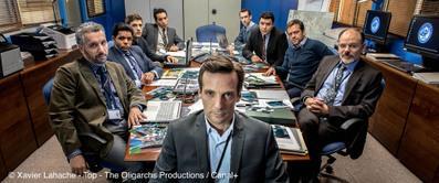 La Oficina de Leyendas S01E01