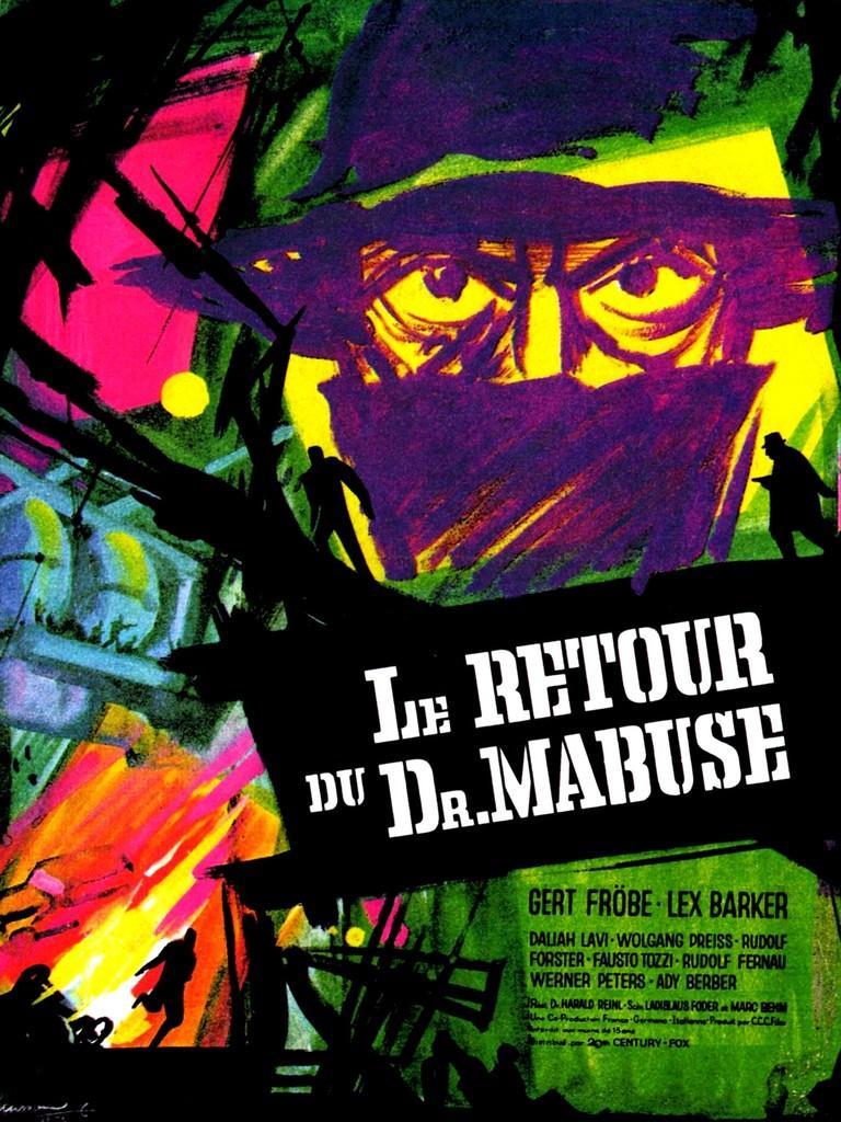 Le Retour du docteur Mabuse