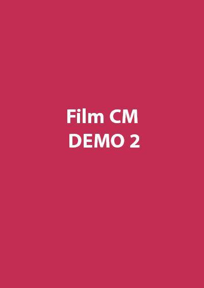 Film CM Demo 2