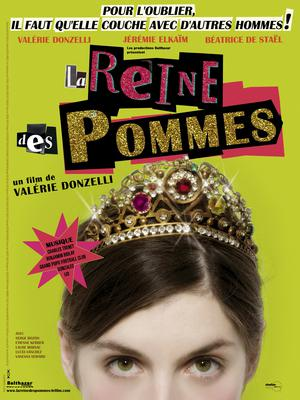 La Reina de las manzanas - Poster - France