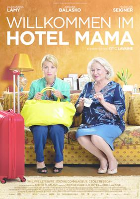 Vuelta a casa de mi madre - Poster - Germany