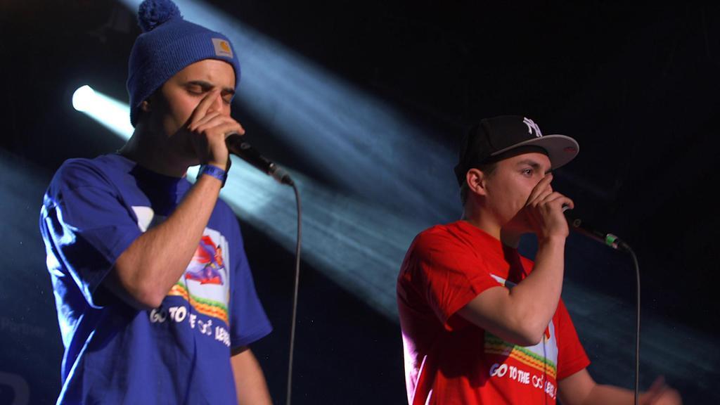 Beatbox, boom bap autour du monde