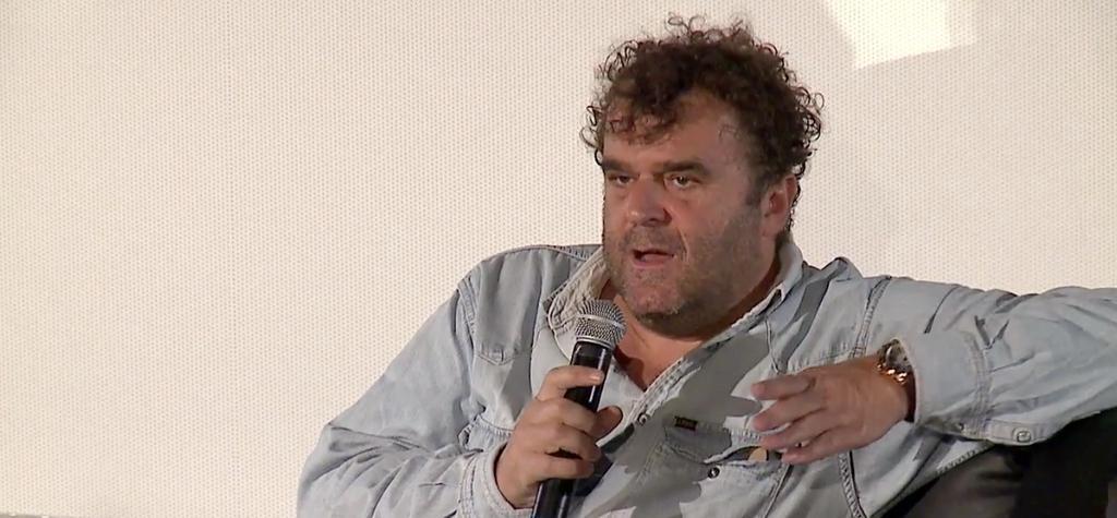 """Interview with Pippo Delbono (""""Henri"""" by Yolande Moreau)"""