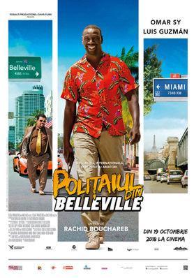 Belleville Cop - Poster - Romania