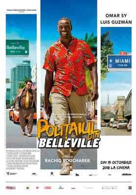 Le Flic de Belleville - Romania