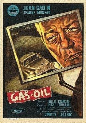 Gas-Oil - Poster Espagne