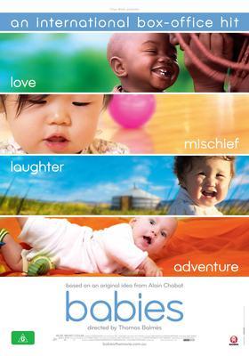 Bébé(s) - Poster - Australia