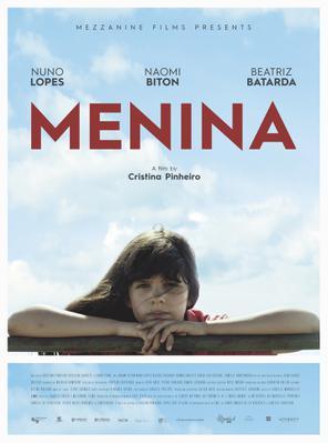 Menina - International Poster