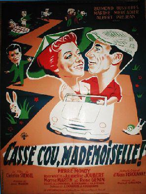 Casse-cou, mademoiselle !