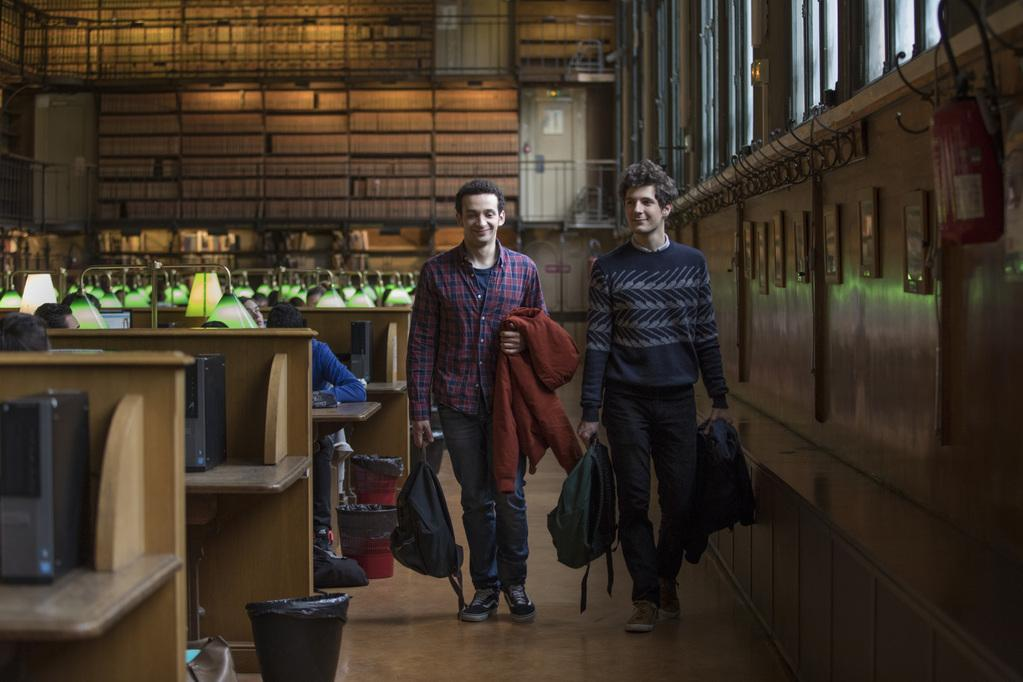 Nicolas Gaurin - © Denis Manin - 31 Juin Films
