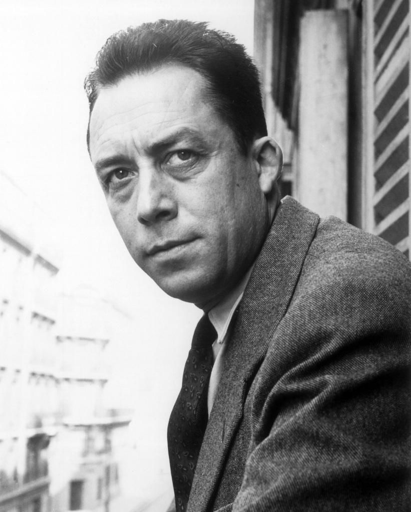 MBTI enneagram type of Albert Camus