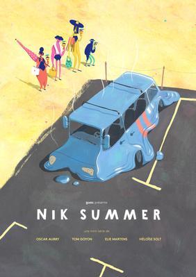 Nik Summer #1 #2 #3