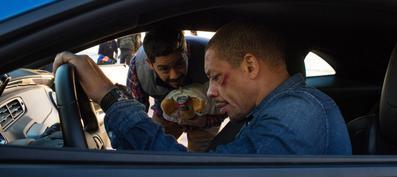Manu Payet - © Thomas Bremond - Lgm Films Europacorp Orange Studio Tf1 Films Production Bad Company