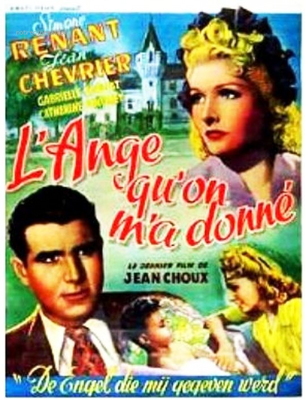 L'Ange qu'on m'a donné - Poster Belgique